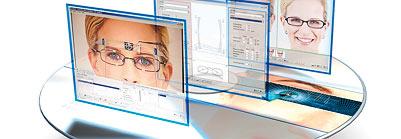 VisuReal videó központozó rendszer a tökéletes szemüvegért