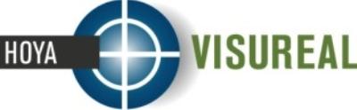 Hoya VisuReal logo