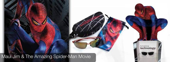 Maui Jim Spider Man
