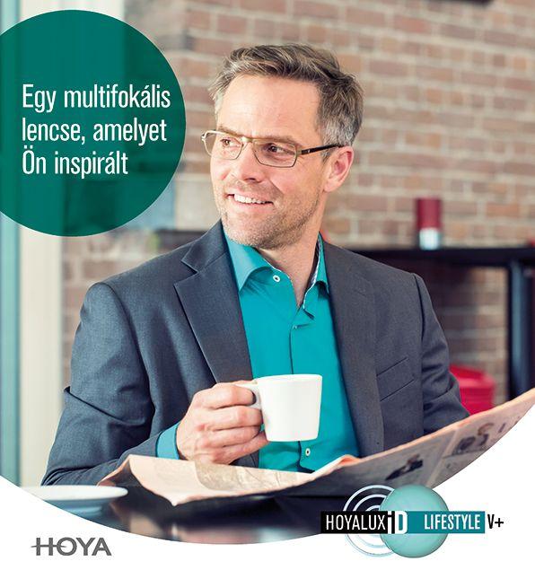 Hoyalux iD LifeStyle V+ multifokális lencse