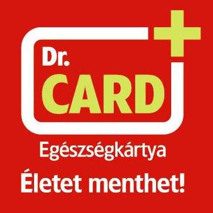 dr. Card egészségkártya