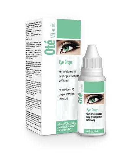 Oté Vitamin nedvesítő, tápláló szemcsepp
