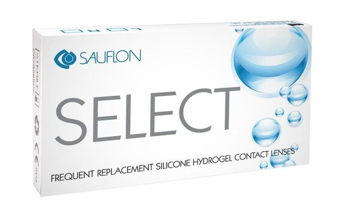 Sauflon Select kontaktlencse