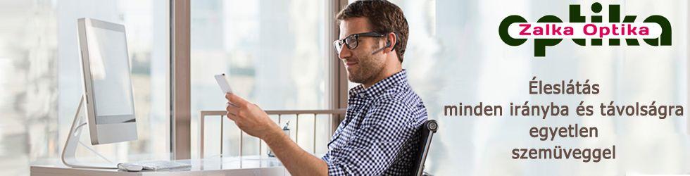 Zalka Optika Székesfehérvár ajánlata: Hoya multifokális szemüveglencsék