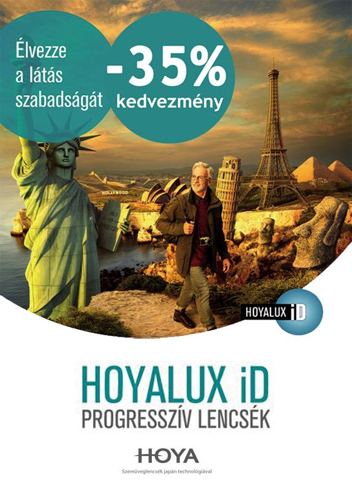 Hoyalux iD akció