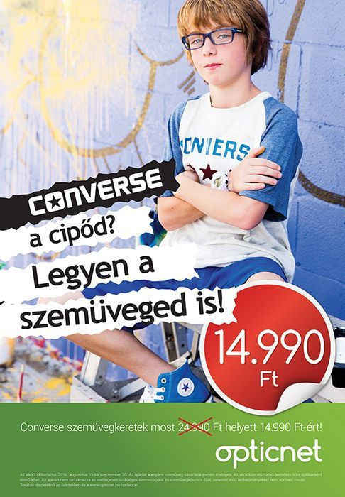 Converse akció