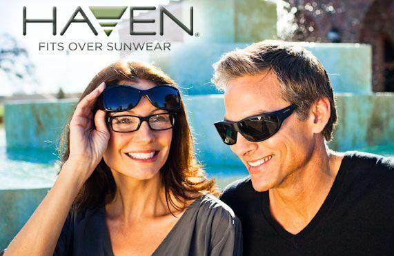 Haven szemüvegre illeszthető napszemüveg