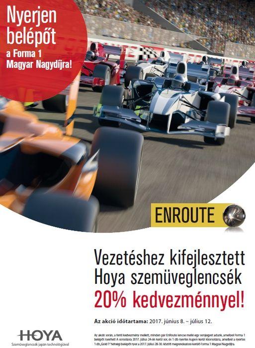 EnRoute akció