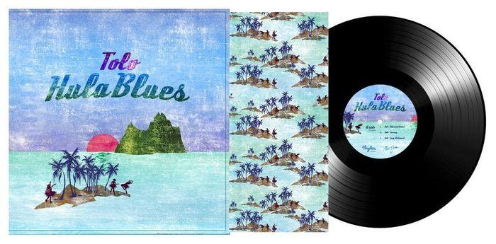 Tolo Sleeve Hula Blues album