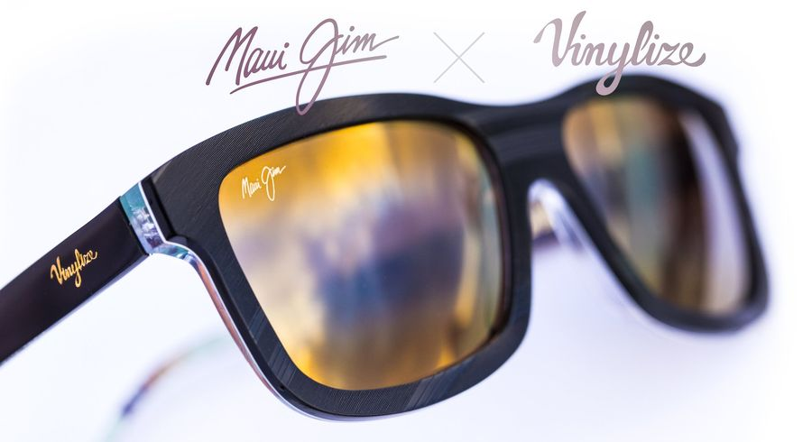 Vinilyze Maui jim Hula Blues