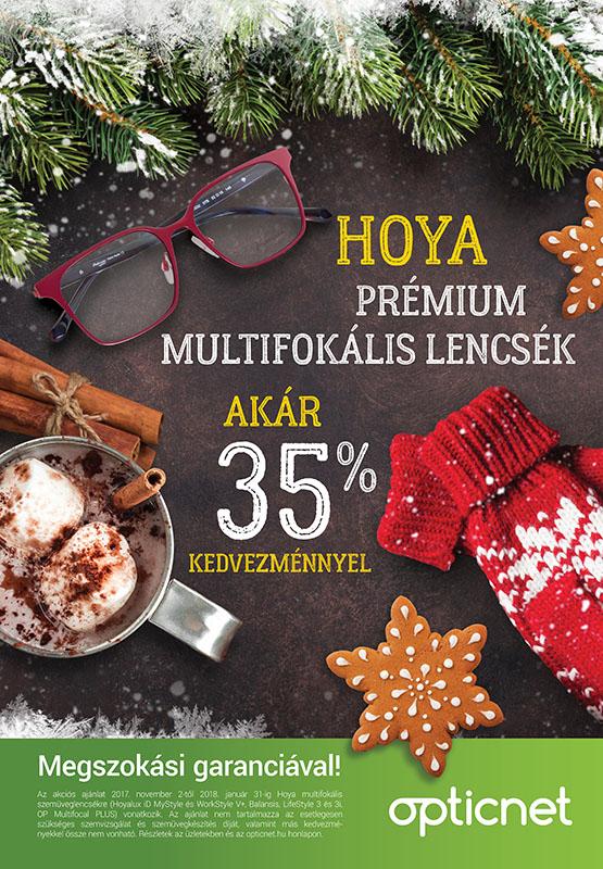 HOYA Premium multifokális lencsék