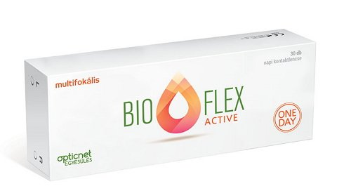 Bioflex Active OneDay Multifokális