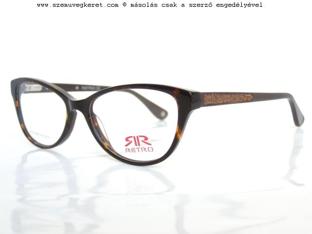 Retro RR821 C1 szemüvegkeret