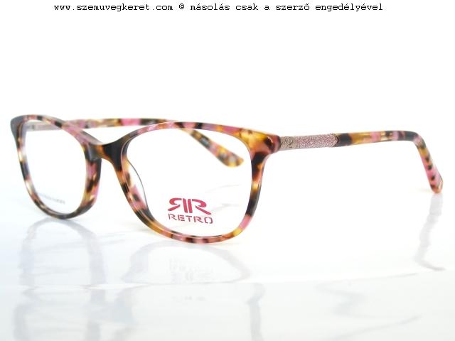 Retro RR852 C5 szemüvegkeret