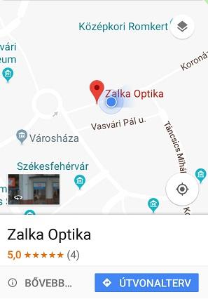 Világmárkák a Zalka Optikában! - Zalka Optika - Székesfehérvár 8faa9fddd4