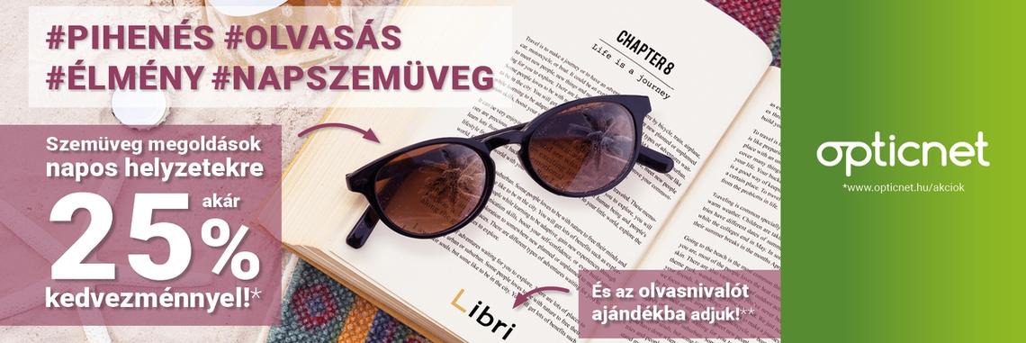 Szemüvegmegoldások napos helyzetekre akár 25% kedvezménnyel