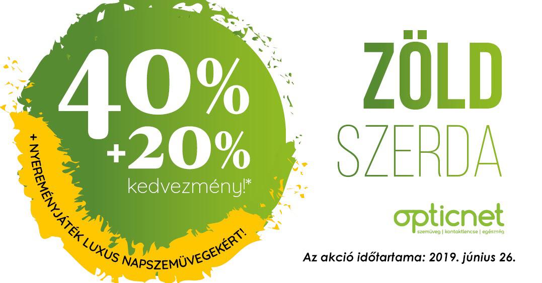 OP multifocal Plus lencse 40% kedvezménnyel!