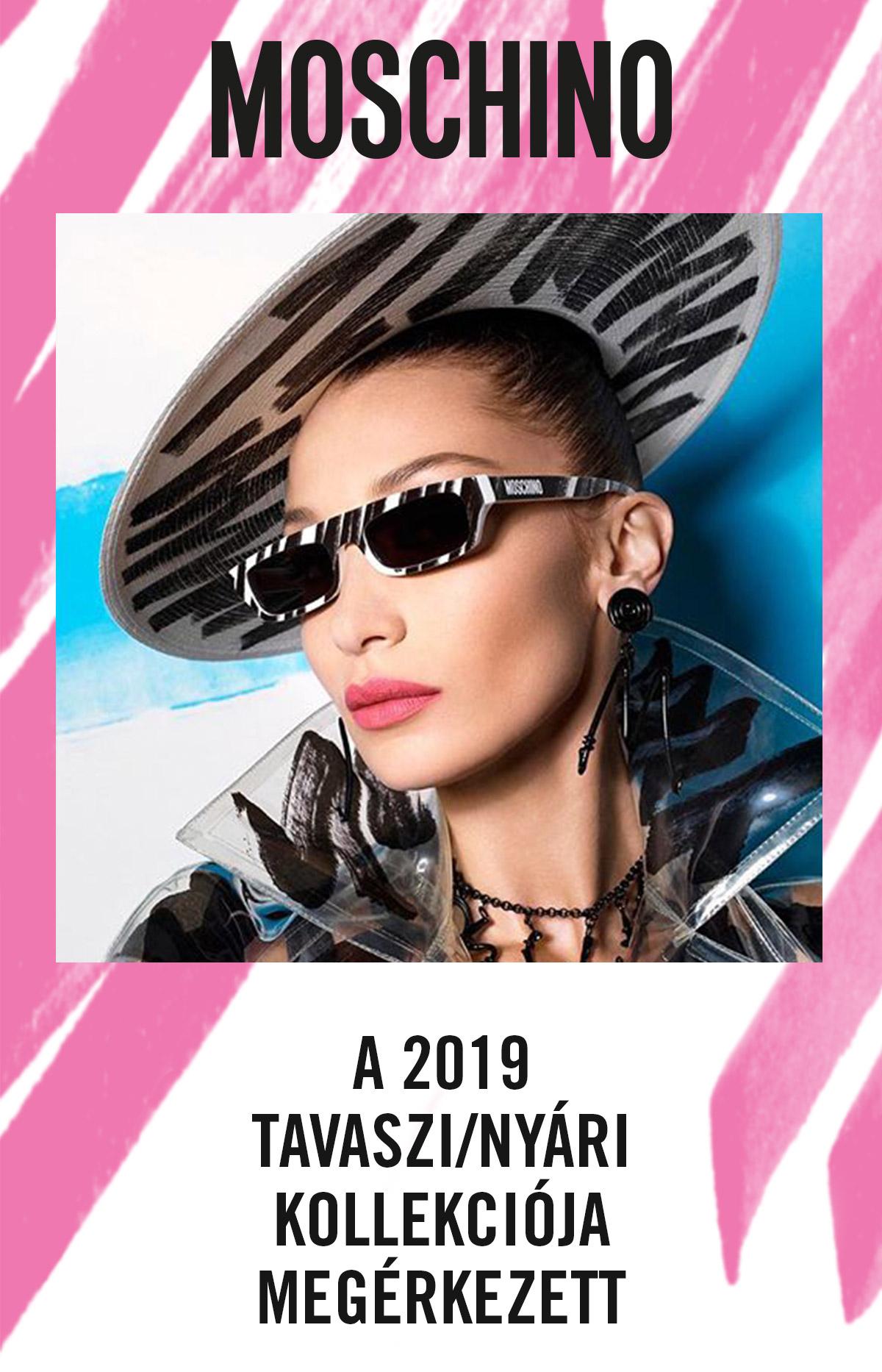 Moschino 2019-es kollekció