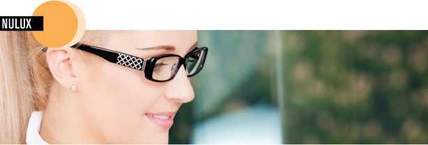 Nulux szemüveglencse