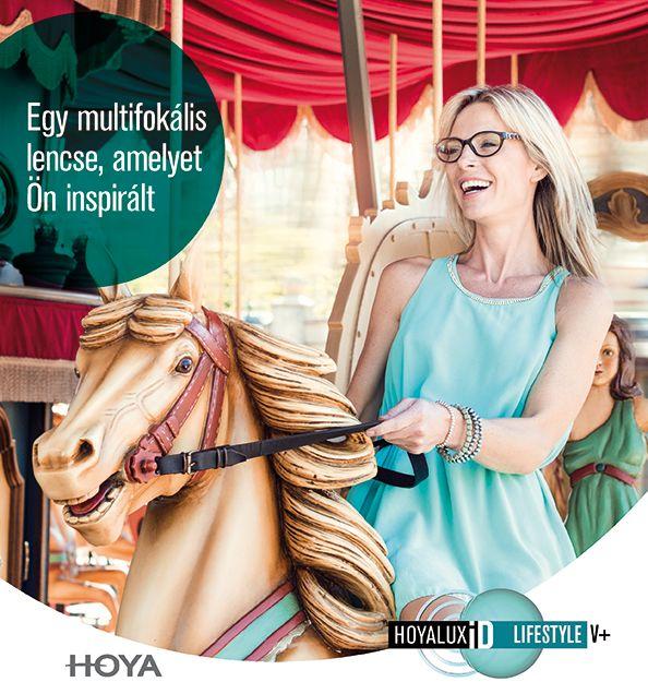 Hoya Hoyalux iD LifeStyle V+