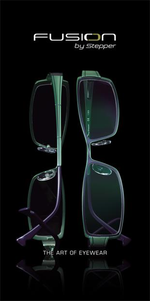 Fusion the art of eyewear