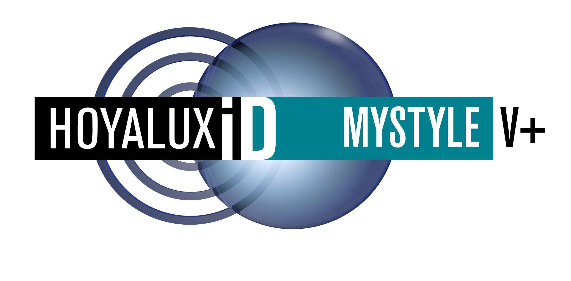 Hoyalux iD MyStyle V+ logo