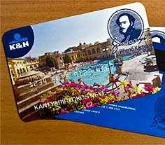 K&H szép kártya