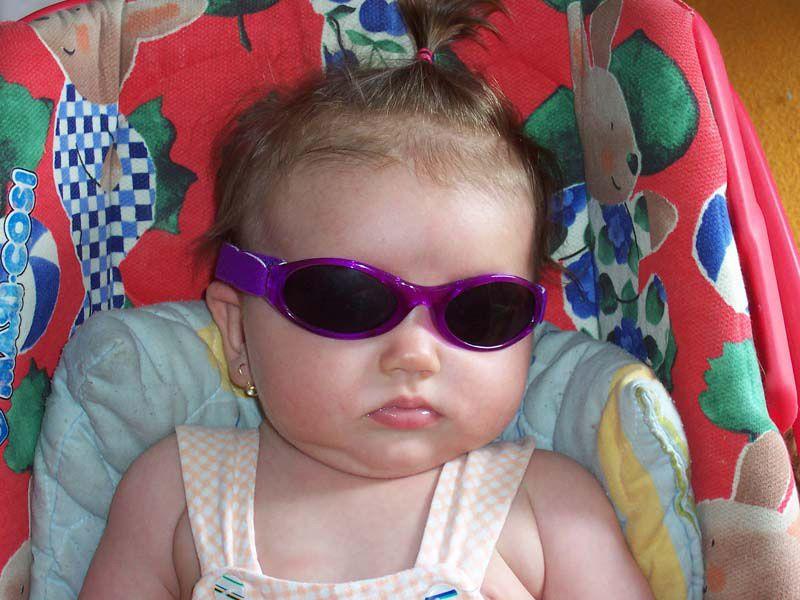 Babybanz napszemüveg