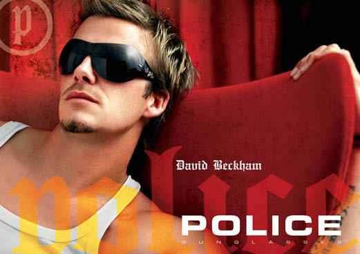 Police - David Bekham