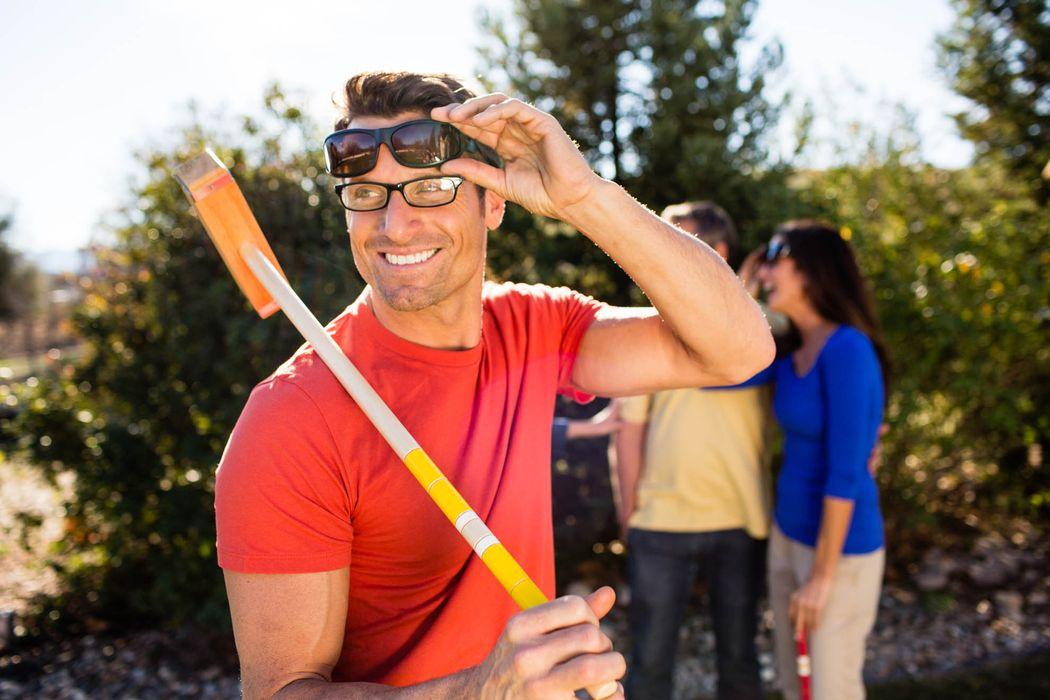Szemüveg felett viselhető napszemüveg