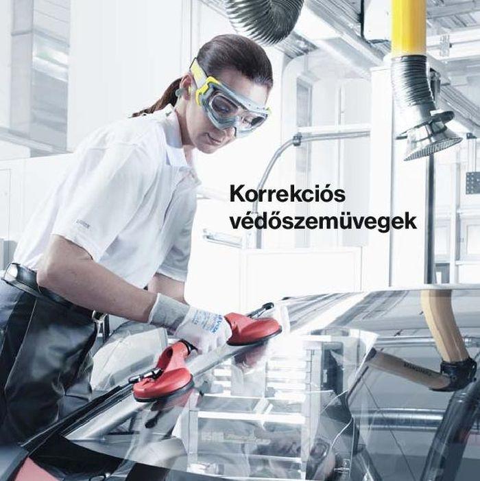 Korrekciós védőszemüvegek
