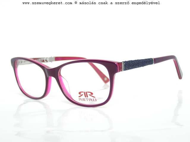 Retro RR724 C4 szemüvegkeret