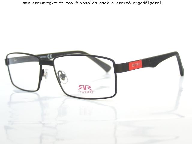 Retro RR814 C2 szemüvgkeret