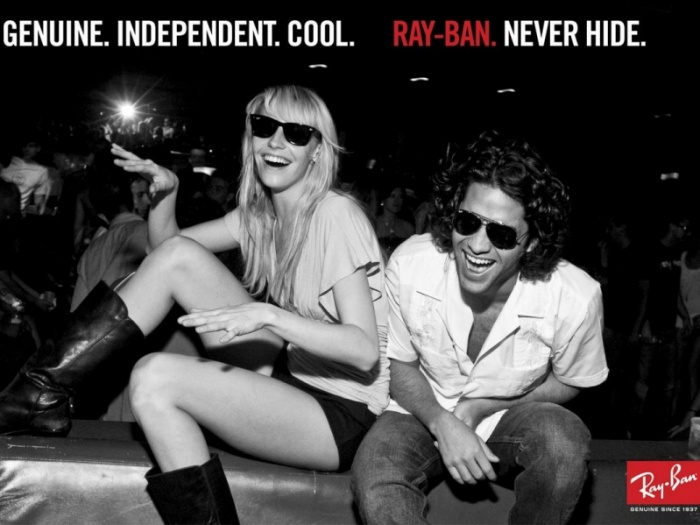 Ray-Ban, az örök elegancia