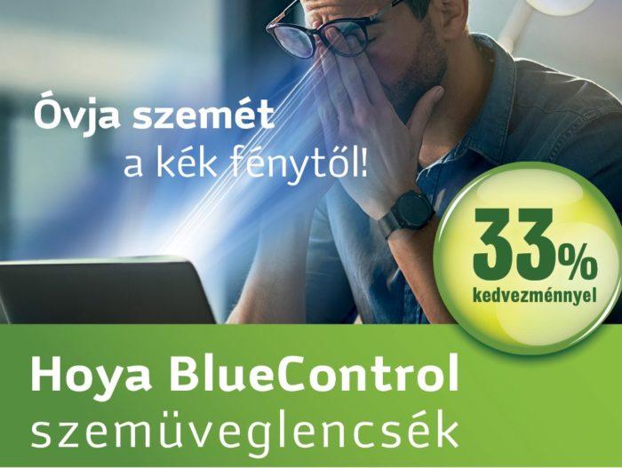Hoya BlueControll -33% kedvezménnyel