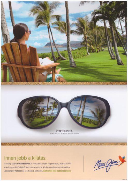 Maui Jim napszemüvegek