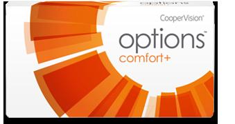 Az Options Comfort kontaktlencsék